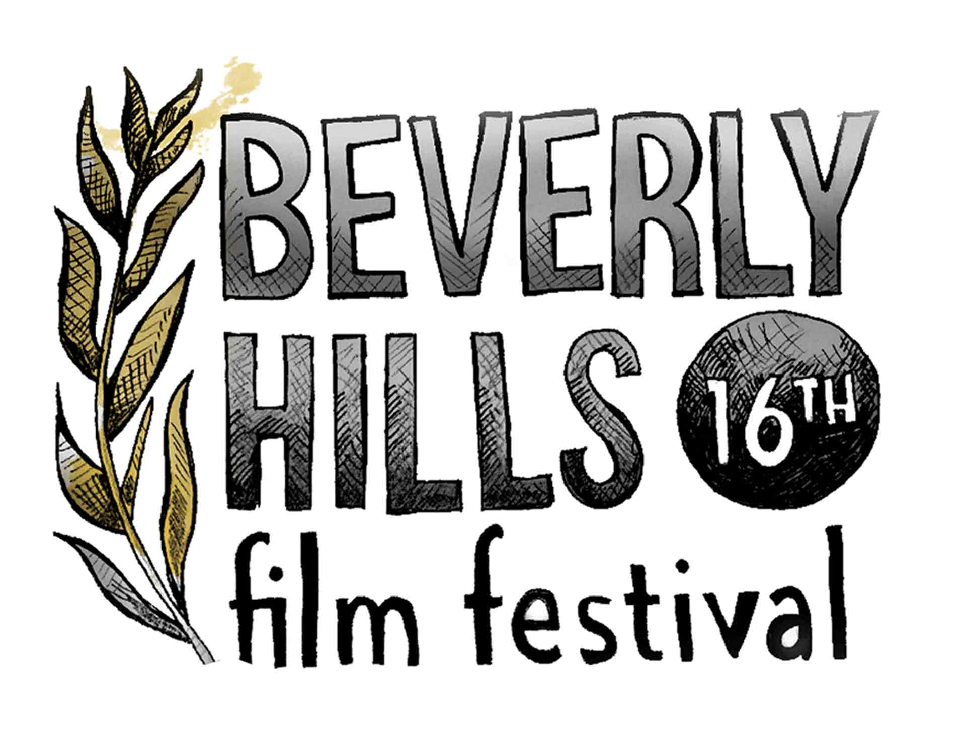 Logo Design beverly hills film festival